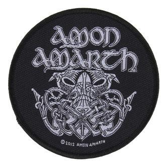 toppa AMON AMARTH - ODIN - RAZAMATAZ, RAZAMATAZ, Amon Amarth