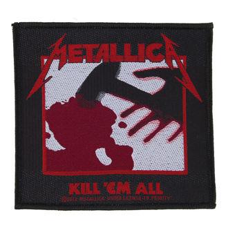 toppa Metallica - Kill 'Em All - RAZAMATAZ, RAZAMATAZ, Metallica