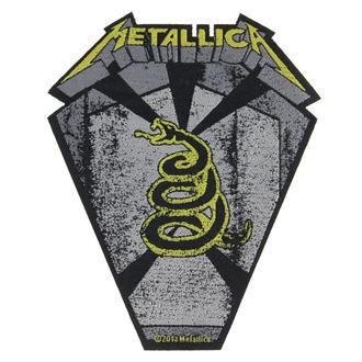 toppa METALLICA - PIT BOSS - RAZAMATAZ, RAZAMATAZ, Metallica