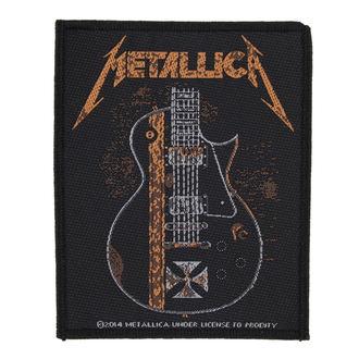 toppa METALLICA - HETFIELD GUITAR - RAZAMATAZ, RAZAMATAZ, Metallica