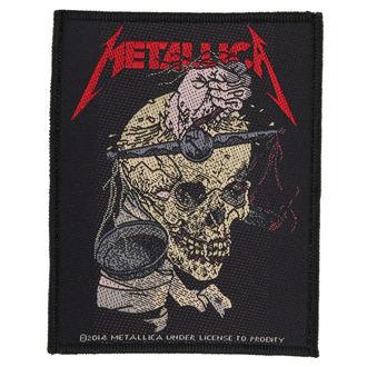 toppa METALLICA - HARVESTER OF SORROW - RAZAMATAZ, RAZAMATAZ, Metallica
