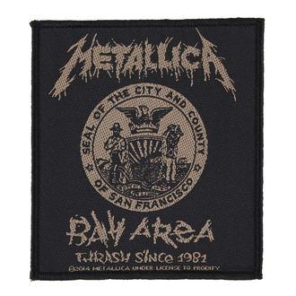 toppa METALLICA - BAY AREA THRASH - RAZAMATAZ, RAZAMATAZ, Metallica