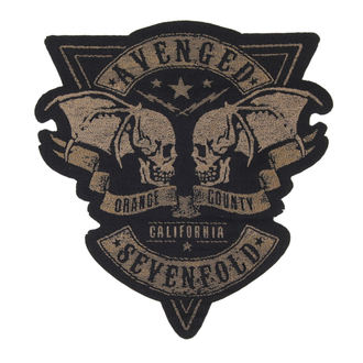 toppa AVENGED SEVENFOLD - ORANGE COUNTY CUT OUT - RAZAMATAZ, RAZAMATAZ, Avenged Sevenfold