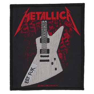 toppa METALLICA - EET FUK - RAZAMATAZ, RAZAMATAZ, Metallica