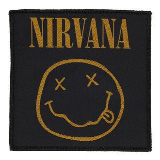 toppa NIRVANA - SMILEY - RAZAMATAZ, RAZAMATAZ, Nirvana