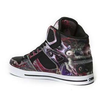 scarpe da ginnastica alte donna unisex - Clone Huit/Zombie - OSIRIS, OSIRIS