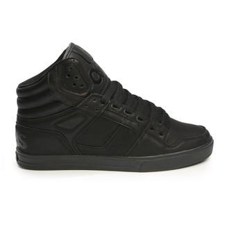 scarpe da ginnastica alte donna unisex - Clone Black/Metal - OSIRIS, OSIRIS