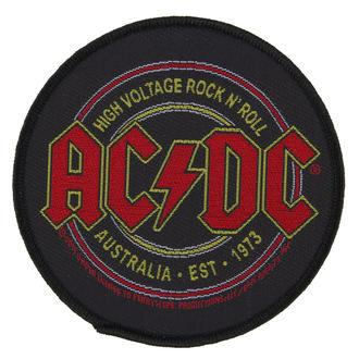 toppa  AC  /  DC  - HIGH VOLTAGE ROCK ´N´ ROLL - RAZAMATAZ, RAZAMATAZ, AC-DC