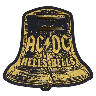 toppa  AC  /  DC  - HELLS BELLS CUT OUT - RAZAMATAZ, RAZAMATAZ, AC-DC