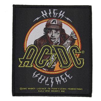 toppa  AC  /  DC  - HIGH VOLTAGE ANOUS - RAZAMATAZ, RAZAMATAZ, AC-DC