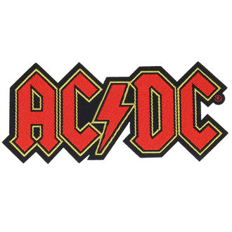 toppa  AC  /  DC  - LOGO CUT-OUT - RAZAMATAZ - SP2832