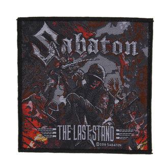 toppa SABATON - THE LAST STAND - RAZAMATAZ, RAZAMATAZ, Sabaton