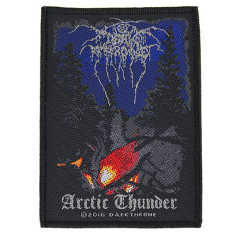 toppa DARKTHRONE - ARCTIC THUNDER - RAZAMATAZ, RAZAMATAZ, Darkthrone