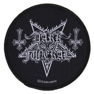 toppa DARK FUNERAL - CIRCULAR LOGO - RAZAMATAZ, RAZAMATAZ, Dark Funeral