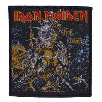 toppa IRON MAIDEN - LIVE AFTER DEATH - RAZAMATAZ, RAZAMATAZ, Iron Maiden