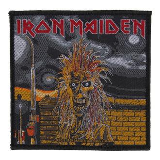 toppa IRON MAIDEN - IRON MAIDEN - RAZAMATAZ, RAZAMATAZ, Iron Maiden