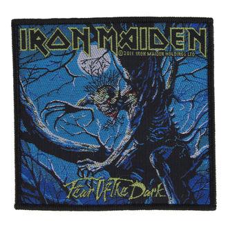 toppa IRON MAIDEN - FEAR OF THE DARK - RAZAMATAZ, RAZAMATAZ, Iron Maiden