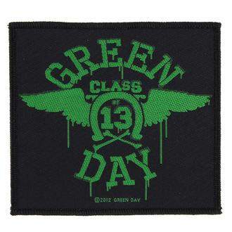 toppa GREEN DAY - NEON WINGS - RAZAMATAZ, RAZAMATAZ, Green Day