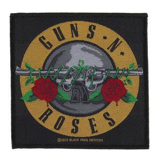 toppa Guns N' Roses - BULLET LOGO - RAZAMATAZ, RAZAMATAZ, Guns N' Roses