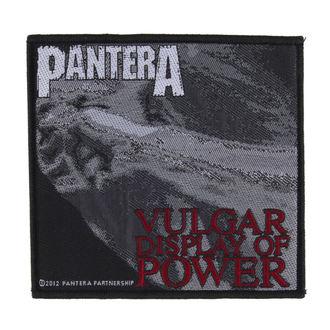 toppa PANTERA - VULGAR DISPLAY OF POWER - RAZAMATAZ, RAZAMATAZ, Pantera