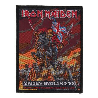toppa IRON MAIDEN - MAIDEN ENGLAND - RAZAMATAZ, RAZAMATAZ, Iron Maiden