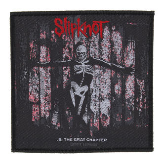 toppa SLIPKNOT - THE GRAY CHAPTER - RAZAMATAZ, RAZAMATAZ, Slipknot