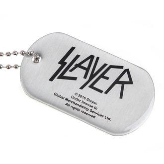 collare (cane etichetta) SLAYER - WEHRMACHT SKULL - RAZAMATAZ, RAZAMATAZ, Slayer