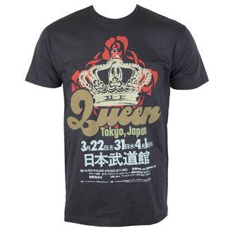 t-shirt metal uomo Queen - TOKYO,JAPAN - BRAVADO, BRAVADO, Queen