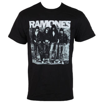 t-shirt metal uomo Ramones - FIRST ALBUM - BRAVADO, BRAVADO, Ramones