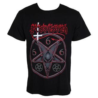 t-shirt metal uomo Possessed - Goat Head - MASSACRE RECORDS, MASSACRE RECORDS, Possessed