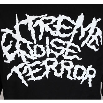 felpa con capuccio donna Extreme Noise Terror - Logo -, Extreme Noise Terror