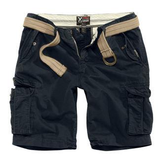 pantaloncini uomini SURPLUS - XYLONTUM VINTAGE - NERO, SURPLUS