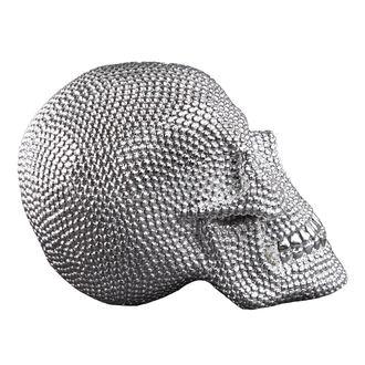 Decorazione (cranio) Cranio - Silver