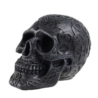 decorazione cranio (scatola) - Mystic Ornament Skull - NERO, NNM