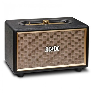altoparlante  AC  /  DC  - CLASSIC CL2 VINTAGE PORTABLE BLUETOOTH SPEAKER - NERO, AC-DC