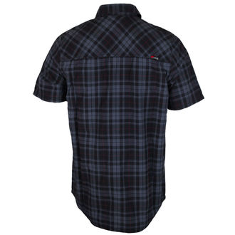 Camicia da uomo METAL MULISHA - BLOODCLOT BLK, METAL MULISHA