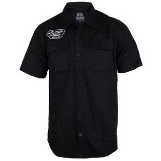 Camicia da  uomo METAL MULISHA - PITS - BLK, METAL MULISHA
