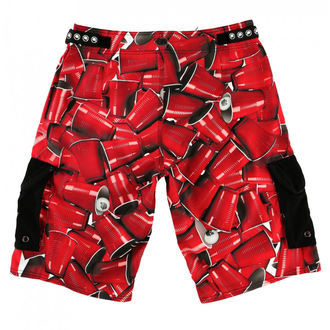 Costume a Pantaloncini da uomo  METAL MULISHA - CUPS, METAL MULISHA