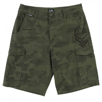 pantaloncini da uomini METAL MULISHA - TACTICAL RIDER - CAMMA, METAL MULISHA