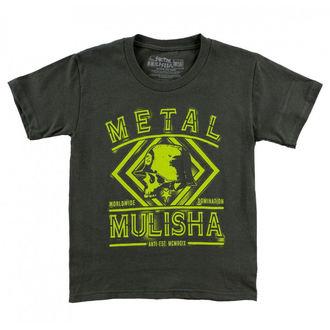 t-shirt street uomo bambino - DUST - METAL MULISHA, METAL MULISHA