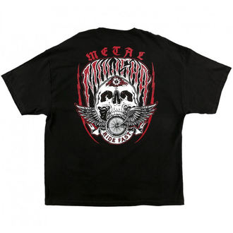 t-shirt street uomo - TRIP 3X - METAL MULISHA, METAL MULISHA