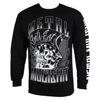 t-shirt street uomo - WOODCUT - METAL MULISHA, METAL MULISHA