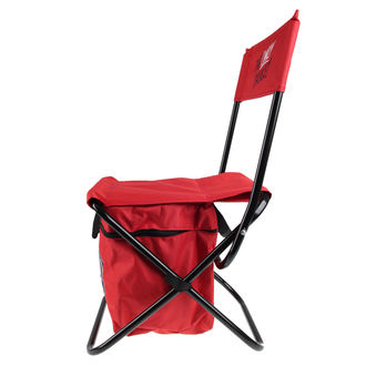 sedia pieghevole INDEPENDENT - Only Choice Chair - Rosso, INDEPENDENT