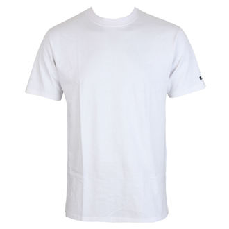 t-shirt street uomo - Slant Btg Fill White - INDEPENDENT, INDEPENDENT