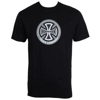 t-shirt street uomo - 88 TC Black - INDEPENDENT, INDEPENDENT