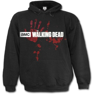 felpa con capuccio uomo The Walking Dead - ZOMBIE HORDE - SPIRAL, SPIRAL, The Walking Dead