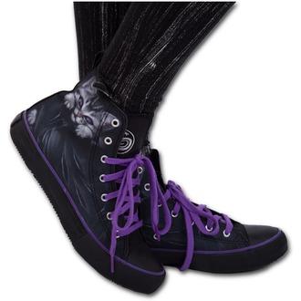 scarpe da ginnastica alte donna - BRIGHT EYES - SPIRAL - F011S002