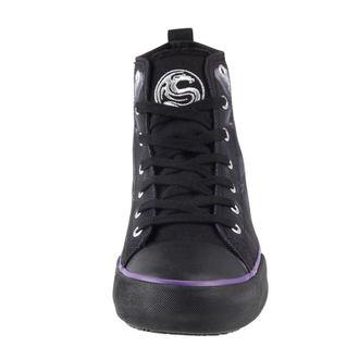 scarpe da ginnastica alte donna - BRIGHT EYES - SPIRAL, SPIRAL