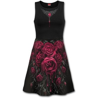 Vestito donne (superiore) SPIRAL - BLOOD ROSE AO, SPIRAL