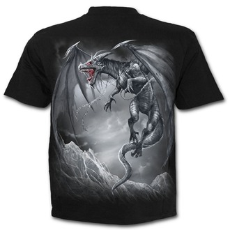 t-shirt uomo - DRAGON'S CRY - SPIRAL